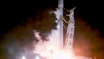 SpaceX president sees satellites as bigger market than