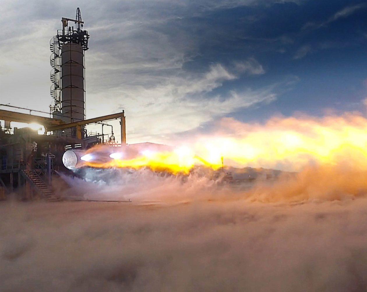 Blue Origin Ula And Northrop Grumman Weigh In On Spacex