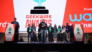 Who'll be the Next Tech Titan at the GeekWire Awards? Your vote will boost one of these startups