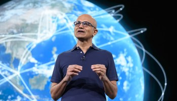 Microsoft trumpets 'record year' with $126B in annual revenue, up 14%, as quarterly profits beat estimates