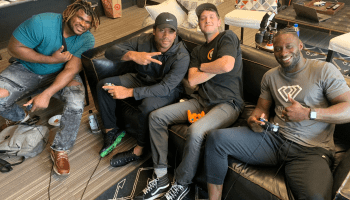 Viral video maker talks about epic 'Super Smash Bros.' session with Seahawks star Russell Wilson