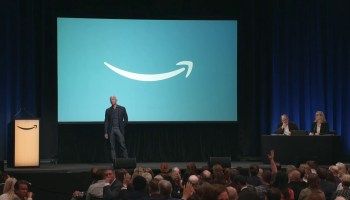 Jeff Bezos, can you take my return? Inside one of the most unusual Amazon annual meetings ever