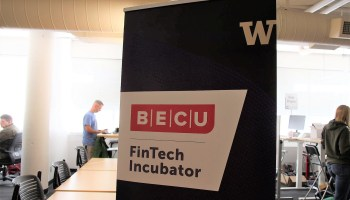 Two new startups join Seattle fintech incubator run by BECU and University of Washington's CoMotion