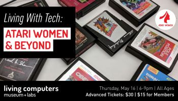 GeekWire Calendar Picks: The women of Atari, Minecraft extravaganza, and an ethical tech summit