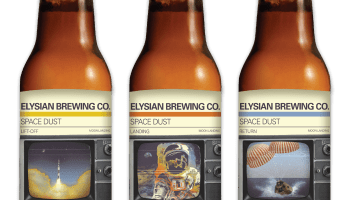 Elysian space-themed beer