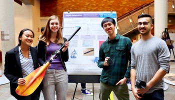 Inclusive design and accessible tech in the spotlight at Univ. of Washington student showcase