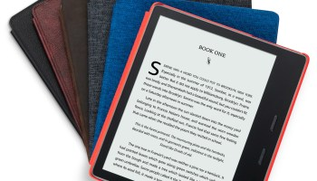 Amazon refreshes $250 high-end Kindle Oasis with adjustable reading light