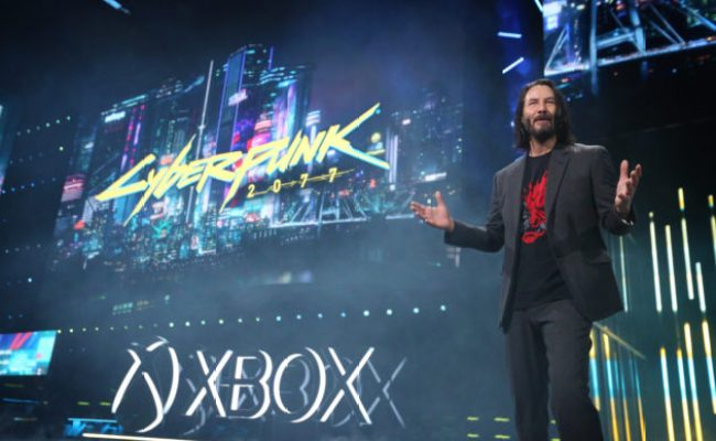 E3 2019 Microsoft Hosts An Epic Xbox Briefing With