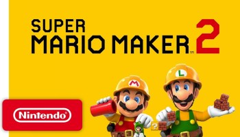 Huge debut for Super Mario Maker 2; new Myst TV show; and more video game news