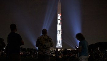 Apollo 11 moon landing's 50th anniversary brings tributes, questions … and liftoff!