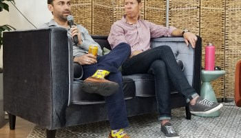 Fresh off $135M round, Remitly CEO and early investor dish on startup journey and offer advice