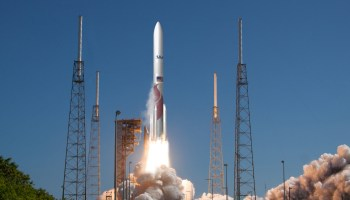 ULA's Vulcan rocket selected for launches of moon lander and mini-shuttle in 2021
