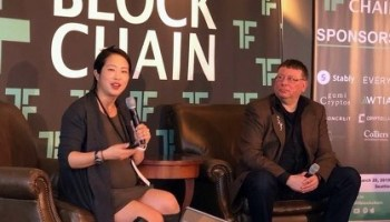 Entrepreneur Arry Yu wants the Pacific Northwest blockchain community to find its voice