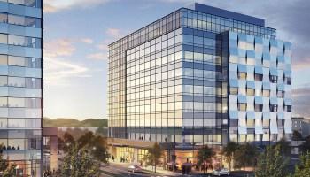 Facebook在西雅图延续了巨大的增长,米尔维尤200k平方英尺的建筑