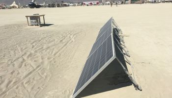Clean tech entrepreneurs head to Burning Man to model a post-fossil fuel future