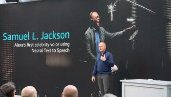 We swear, using Samuel L. Jackson to voice Alexa is Amazon's best new idea