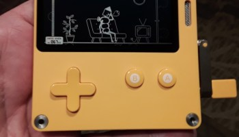 Hands-on review: Panic's Playdate device pairs old-school games with new-school content delivery