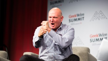 Steve Ballmer on leadership lessons from the NBA; China dilemma; Microsoft's new devices; and more