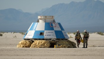 NASA confirms Boeing's latest timetable for Starliner space taxi's final tests