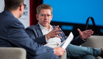 Q&A: Jay Carney on the Trump White House, Amazon antitrust scrutiny, and working for Bezos