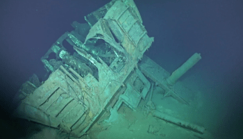 WWII destroyer located by Paul Allen's research vessel is deepest shipwreck ever discovered