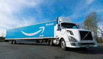 Amazon doubles truck fleet to 20,000 to boost shipping capacity amid booming holiday sales