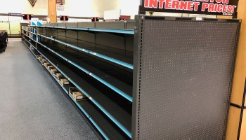 Can Fry's Electronics survive the age of Amazon? Empty shelves at numerous stores spark concern