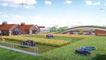 Here's why Microsoft just invested $1.5M in a North Dakota high-tech farm project
