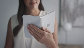 Microsoft unveils 'Surface Neo' hybrid folio laptop, and 'Surface Duo' dual-screen Android device