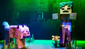 Inside MoPOP's 'Minecraft': Fans of hit video game will dig the creepers, crafting and more in exhibition