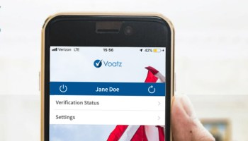 Security experts raise alarm over mobile app planned for Oregon and Washington elections