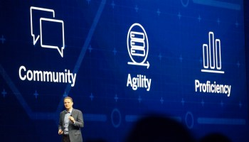Inside the Tableau Conference: CEO Adam Selipsky on Salesforce deal, AI, and employee activism
