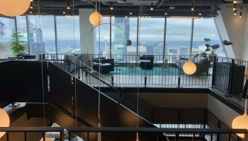 Seattle's F5 Tower rises above in 'Cloud City' with perks and views to wow employees and customers