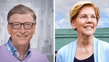 Bill Gates 'willing to talk' after Elizabeth Warren offers to explain her wealth tax