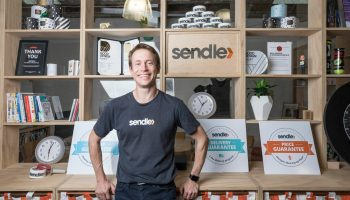 Australian shipping company Sendle opens U.S. headquarters in Seattle to help small businesses