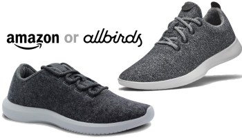 We've been wearing Amazon's Allbirds lookalikes: Here's how they compare to the real thing