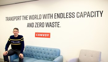 Convoy raises $400M at $2.7B valuation amid trucking recession and Uber Freight competition