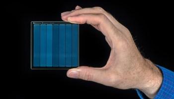 Future of storage? How Microsoft put the original 'Superman' movie on a piece of quartz glass