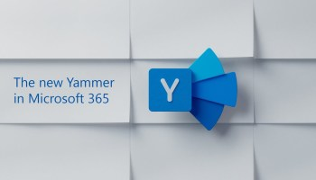 Remember Yammer? Microsoft overhauls business social network, integrates with Teams and Outlook