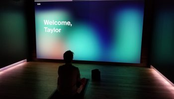 Testing Sanctuary, 'the most personal, immersive wellness studio experience in the universe'