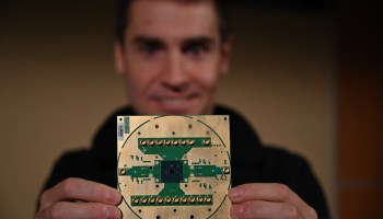 Horse Ridge quantum chip