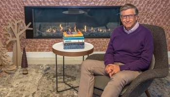 Bill Gates reflects on what he read in 2019 and offers up 5 books for your holiday wish list