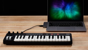 Amazon unveils musical keyboard that uses AI to compose surprisingly good original songs