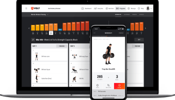 Volt raising more cash to expand workout app to office and law enforcement customers