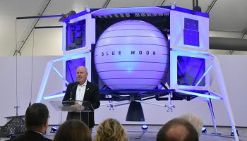 Blue Origin CEO Bob Smith