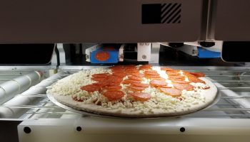 Video: Pizza-making robot arrives at CES to feed hungry attendees, thanks to Seattle startup