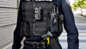 Axon rolls out police body cameras with live-streaming capability