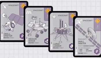 Xtronaut 2.0 cards