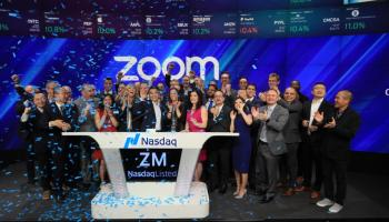 Zoom CEO: Coronavirus outbreak will 'change the landscape' of work and communication