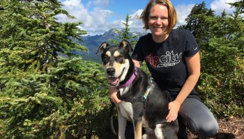 Geek of the Week: Jen Haller got first coronavirus vaccine shot, and like all of us, misses normal life